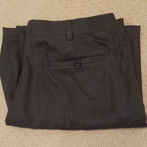 Perry Ellis Portfolio men size W40 L32  grey pants